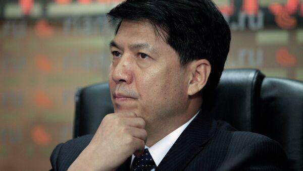 Chinese ambassador Li Hui - Sputnik International