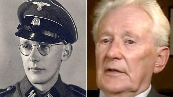 Former Nazi officer Oskar Groening - Sputnik International