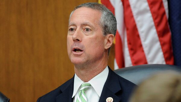In this June 11, 2014 file photo, Rep. Mac Thornberry, R-Texas, speaks on Capitol Hill in Washington - Sputnik International