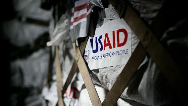 Офис USAID в РФ закроется 1 октября, программы будут свернуты – госдеп - Sputnik International
