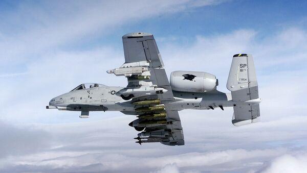 Fairchild Republic A-10 Thunderbolt II - Sputnik International