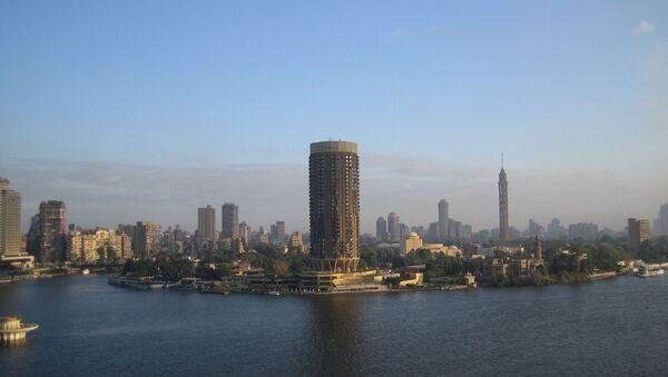 Cairo skyline in the morning - Sputnik International