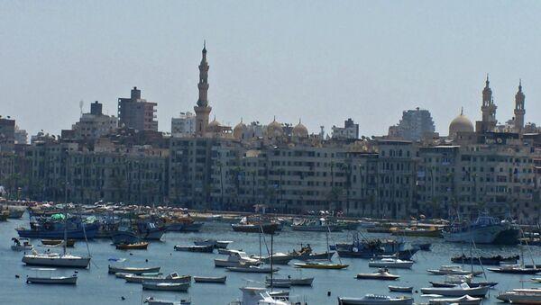 Alexandria, Egypt - Sputnik International