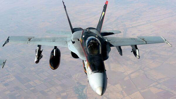 US Navy F-18E Super Hornet - Sputnik International