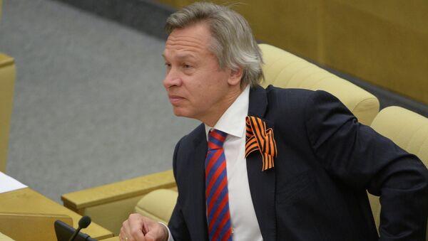State Duma holds plenary session - Sputnik International
