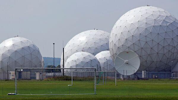 A BND monitoring base in Bad Aibling, near Munich, Germany. - Sputnik International