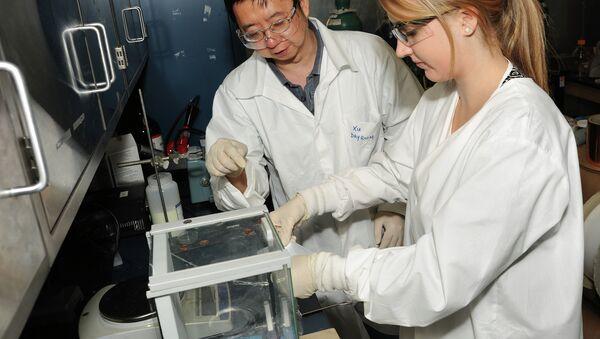 Scientists - Sputnik International
