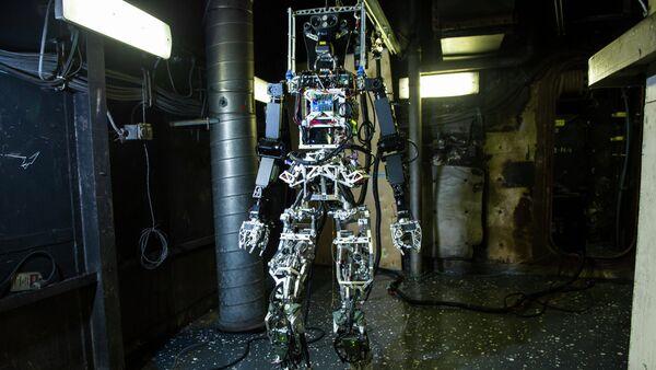 Firefighting Robot (SAFFiR) - Sputnik International