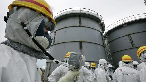 Fukushima Nuclear Power Plant. - Sputnik International