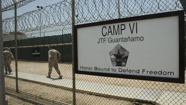 Guantanamo detention center - Sputnik International