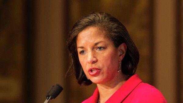 National Security Advisor Susan Rice - Sputnik International