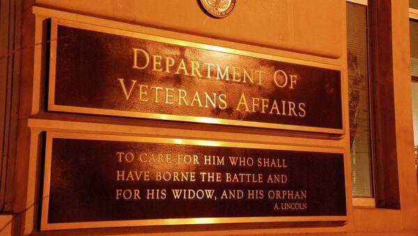 Department of Veterans Affairs - Sputnik International