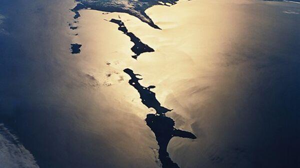 Habomai Rocks and Japan from space.  - Sputnik International