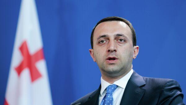 Prime Minister of Georgia Irakli Garibashvili - Sputnik International