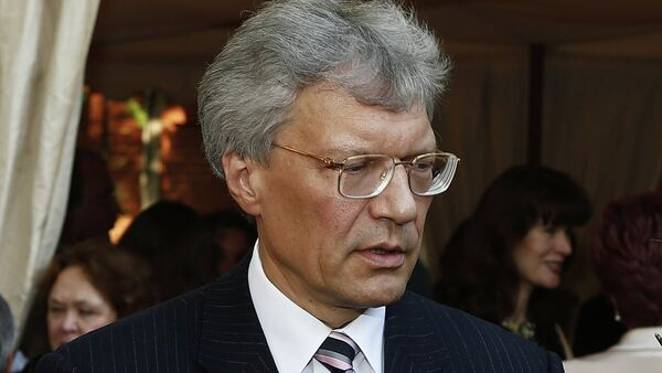 Russia's Ambassador to Italy Sergei Razov - Sputnik International