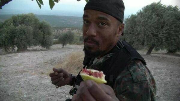 Former rapper turned Jihadist Denis Cuspert, is now considered a Global terrorist - Sputnik International