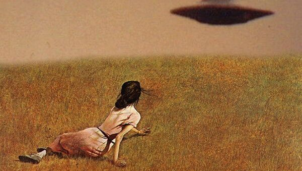 A new alien sighting around Phoenix Arizona... - Sputnik International