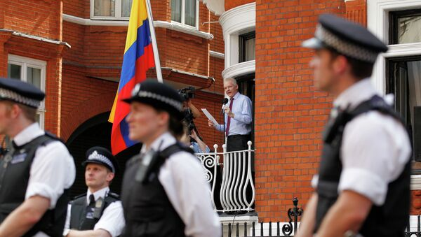 Swedish prosecutors have agreed to question WikiLeaks co-founder Julian Assange in the Ecuadorian Embassy in London over allegations of sexual misconduct leveled against him in Sweden. - Sputnik International