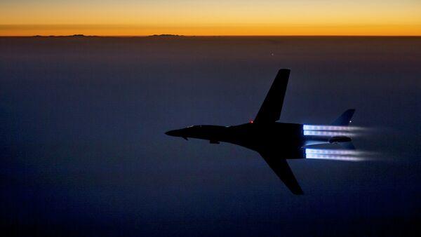 Anti-ISIL airstrikes - Sputnik International