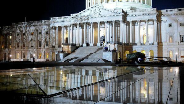 US Capitol Building - Sputnik International