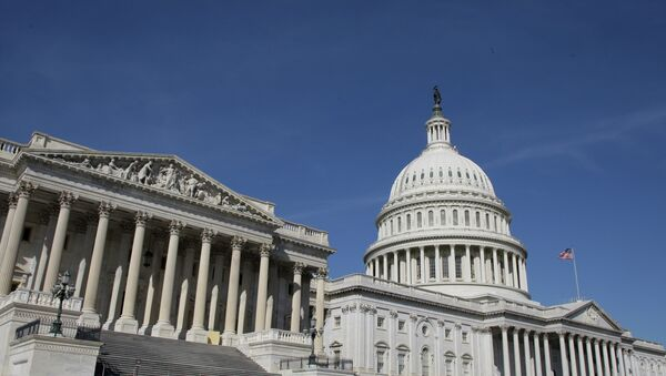 United States Capitol - Sputnik International