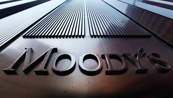 Moody's sign - Sputnik International