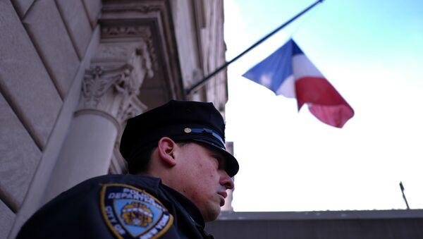 A New York Police Department (NYPD) officer - Sputnik International