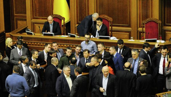 """A Ukrainian politician proposed to ban the use of the words """"Russia"""" and """"Rus"""" in Ukraine to refer to the present territory of the Russian Federation. - Sputnik International"""