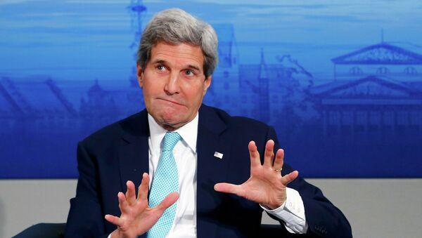 U.S. Secretary of State John Kerry at the 51st Munich Security Conference in Munich February 8, 2015 - Sputnik International