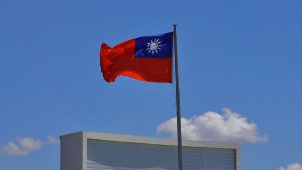 A Taiwanese Flag - Sputnik International