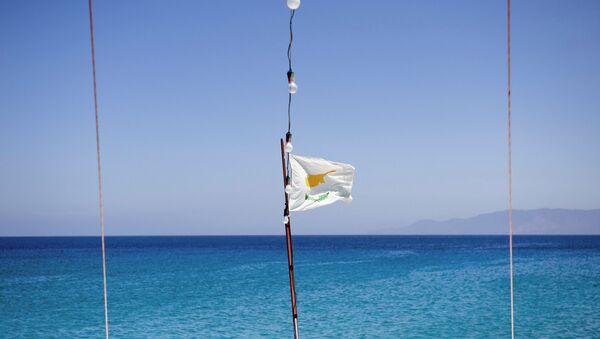 Cyprus flag - Sputnik International