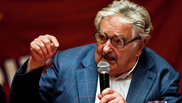 Uruguay's President Jose Mujica - Sputnik International