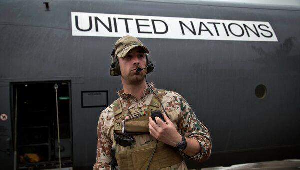 UN Peacekeepers in Gao, Mali - Sputnik International