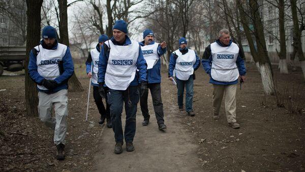OSCE SMM - Sputnik International