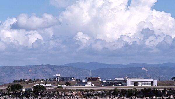 Guantanamo Bay Naval Base - Sputnik International