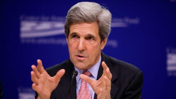 US Secretary of State John Kerry - Sputnik International