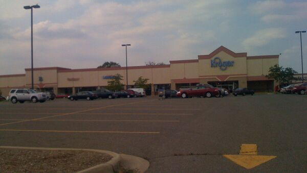 A Kroger supermarket in Dearborn, Michigan - Sputnik International