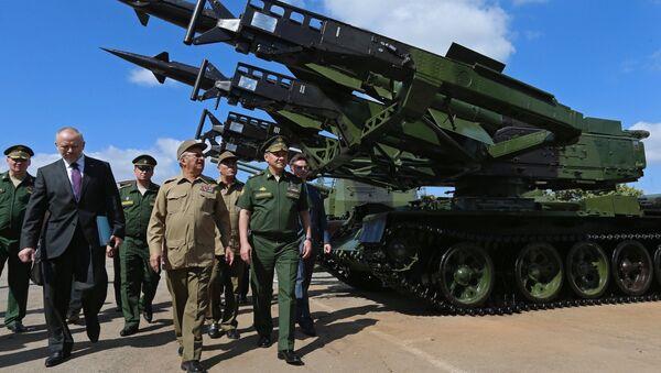 Russian Defense Minister Sergei Shoigu's official visit to Cuba - Sputnik International