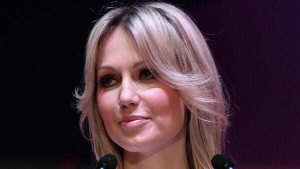 Magdalena Ogorek, presidential candidate for the social democratic Democratic Left Alliance - Sputnik International
