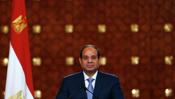 Egypt's President Abdel Fattah al-Sisi prohibited the country's citizens to visit Libya - Sputnik International