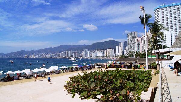 Acapulco de Juarez, Mexico - Sputnik International