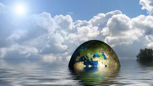 Global warming - Sputnik International
