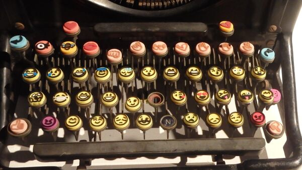 Emoji typewriter - Sputnik International