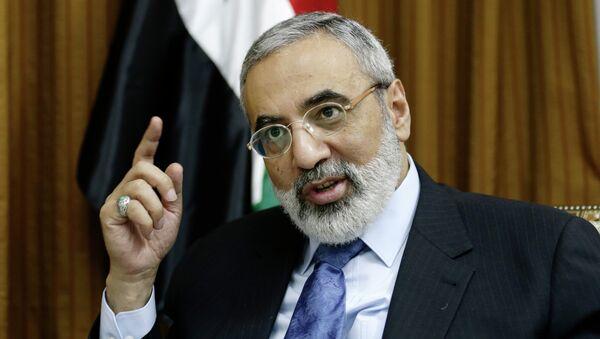 Syrian Information Minister Omran al-Zoubi - Sputnik International