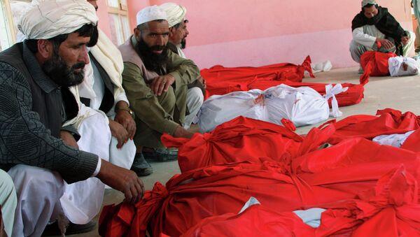Afghanistan Civilian Casualties - Sputnik International