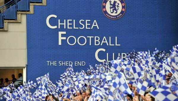 Chelsea FC fans - Sputnik International