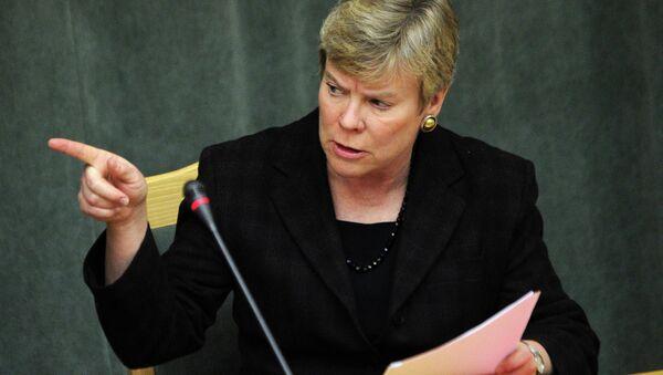 US Assistant Secretary Secretary of State and New START negotiator Rose Gottemoeller - Sputnik International