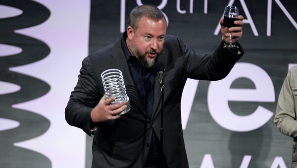 Vice Media CEO and co-founder Shane Smith - Sputnik International