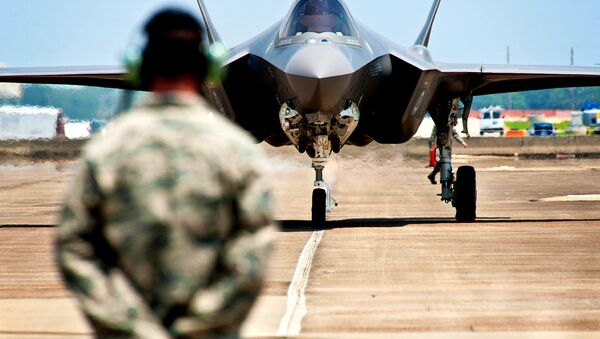 F-35 Lightning II Joint Strike - Sputnik International