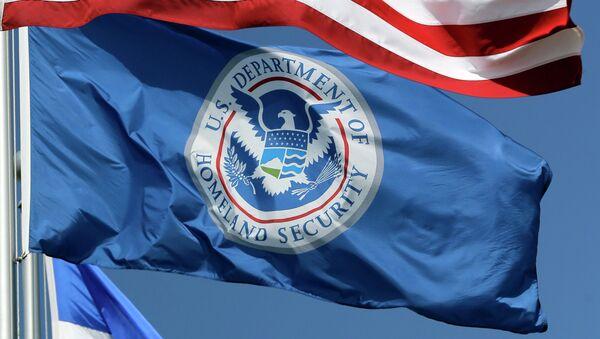 Department of Homeland Security - Sputnik International